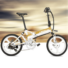 """7 Speed, 20"""", 36V/250W, High-quality, Fast-folding, Electric Bicycle, Aluminum Alloy, Magnesium Alloy Rim, Folding Pedal.(China (Mainland))"""