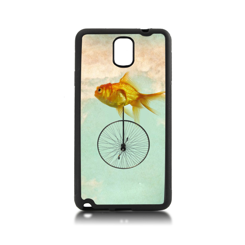 Hot Sale Fashion tpu soft black phone case Charge coffee low battery For case GALAXY note3