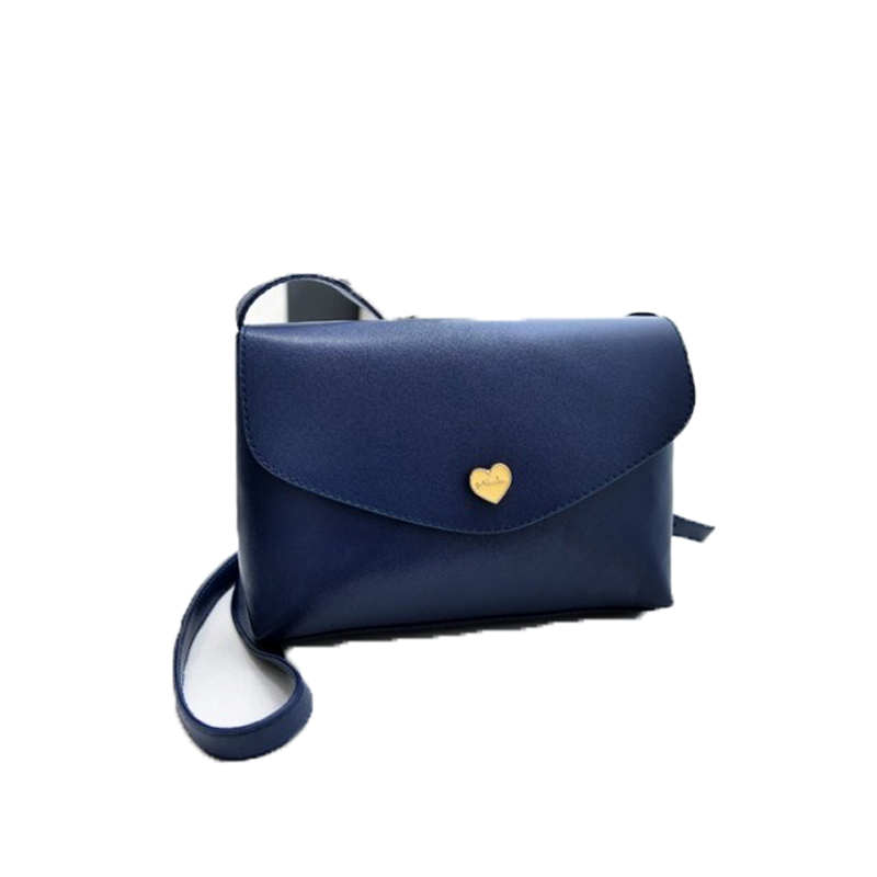 Fashion Leather Woman Shoulder Bag Solid Shell Style Woman Messenger Bag Soft Woman Pu Leather Bag