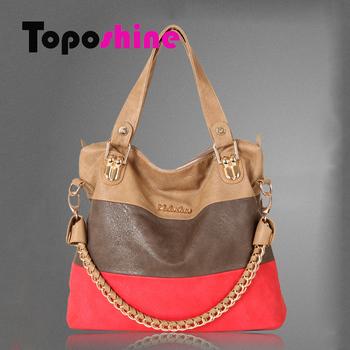 2014 global hot selling Good quality PU handbag,Fashion lady shoulder bag,limited release(855)