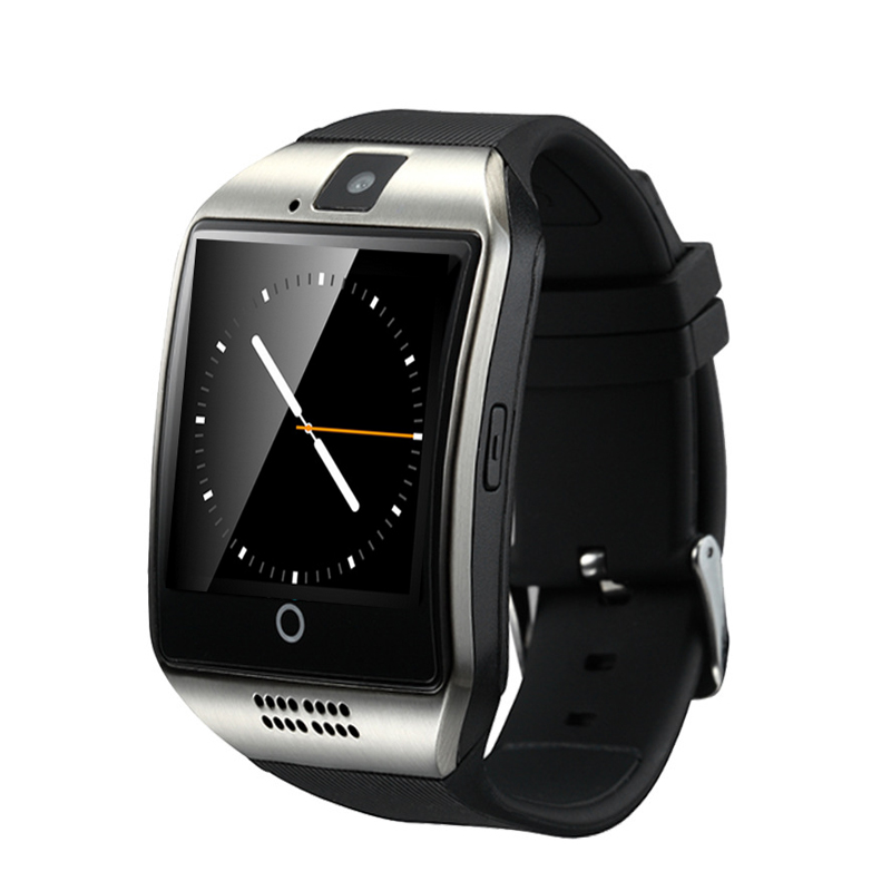 NEW Bluetooth smart watch Apro Q18 (8GB) Support NFC SIM GSM Video camera Support Android/IOS Mobile phone(China (Mainland))