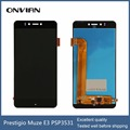 LCD Display Touch screen For Prestigio Muze E3 PSP3531Duo PSP3531 Muze D3 PSP3530 Digitizer Panel Sensor