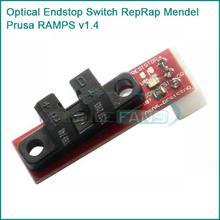 5PCS Optical Endstop Switch RepRap Mendel Prusa RAMPS v1.4 For 3D Printer arduino
