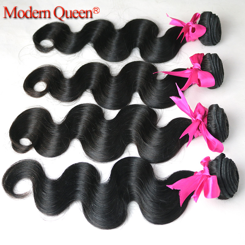 6A Brazilian Virgin Hair Body Wave 4Pcs/Lots Rosa Hair Products 100% Brazilian Human Hair Extensions Bundles Deals Natural Color<br><br>Aliexpress