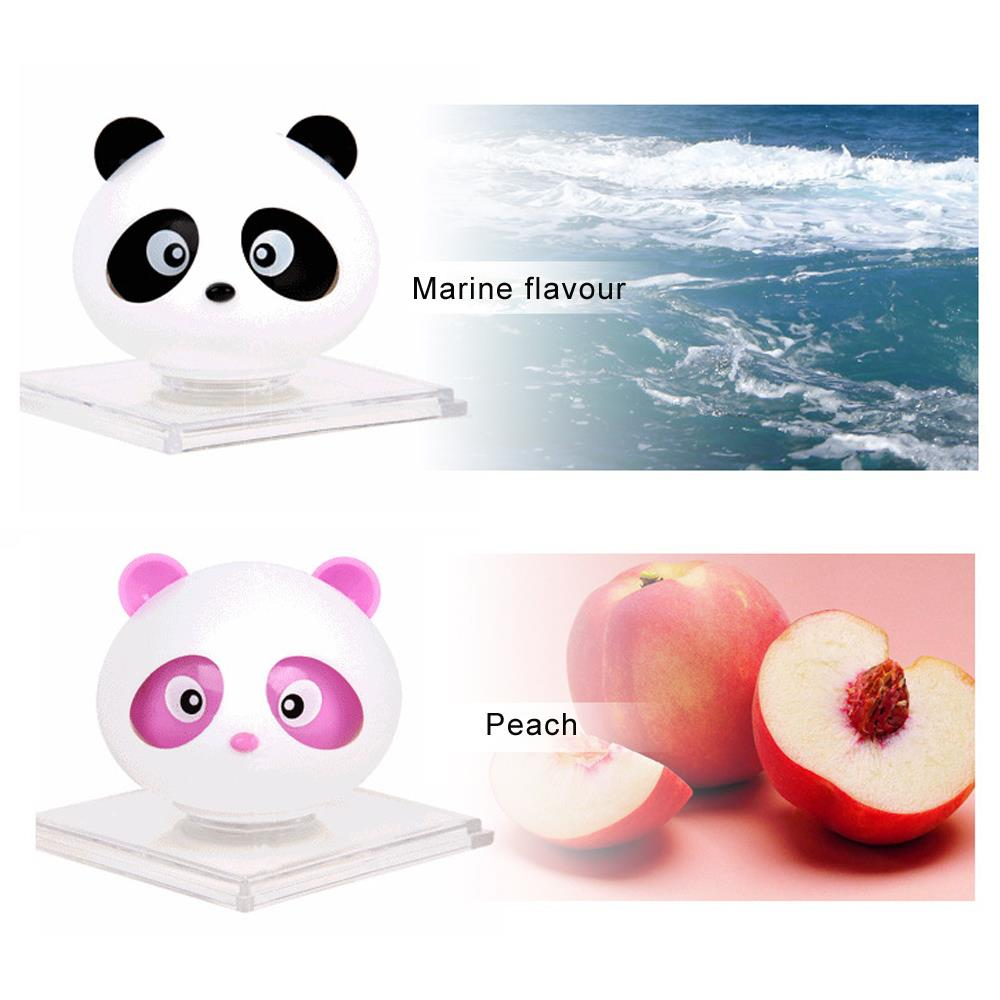 Car air freshener angel Cute Panda fragrance perfume for women brand perfume fantasy parking imported car(China (Mainland))