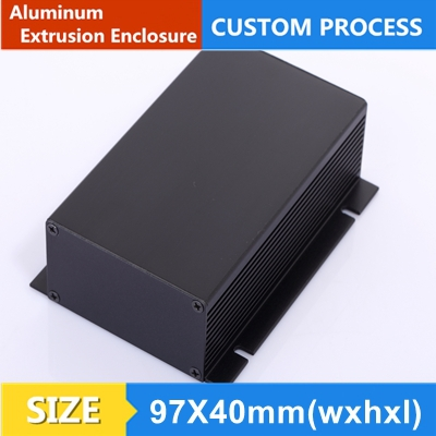 97*40-150mm(wxhxl)Industrial Control Equipment aluminum extrution enclosure housing for PCB(China (Mainland))