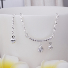 popular 925 sterling silver anklet