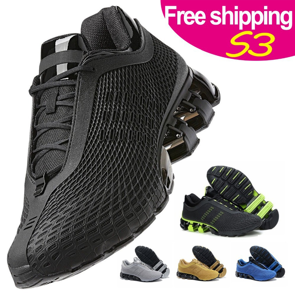 Free shipping 2014 ad P5000 S3 design bounce Running Shoes For Men Hot Sale Mens Athletic Tennis sneakers with box size 40-46(China (Mainland))