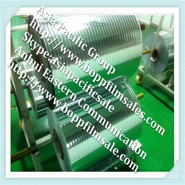 1. Zn/Al Metallized BOPP Capacitor Film (silver film) 2. Al Metallized BOPP Capacitor Film (silver film)(China (Mainland))