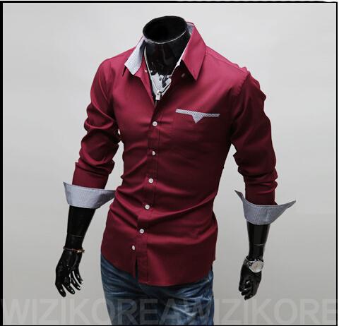 Мужская повседневная рубашка Lii m/xxxl Slim Fit Homme Camisa Masculina мужская футболка dermay slim fit t v 6 homme m 3xl
