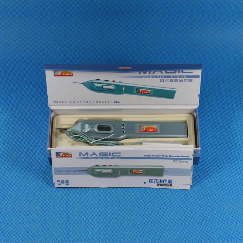 Origianl Suko Magic acupuncture points acupoint Probe Pen treatment instrument detector<br><br>Aliexpress
