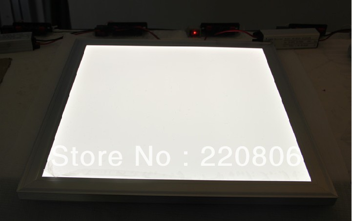 Hot sales 36W 595*595mm led panel lights 595x595mm ceiling office panel led warm/cold white AC100-240V(China (Mainland))