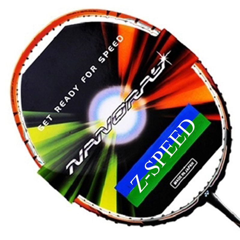 badminton racket fb badminton rackets nanoray z speed voltric z force ii fb nanospeed 9900(China (Mainland))