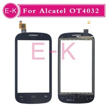 1 4.0 inch Alcatel One Touch Pop C2 OT4032 Screen Digitizer Sensor Glass Lens Panel - E-Kimberley store