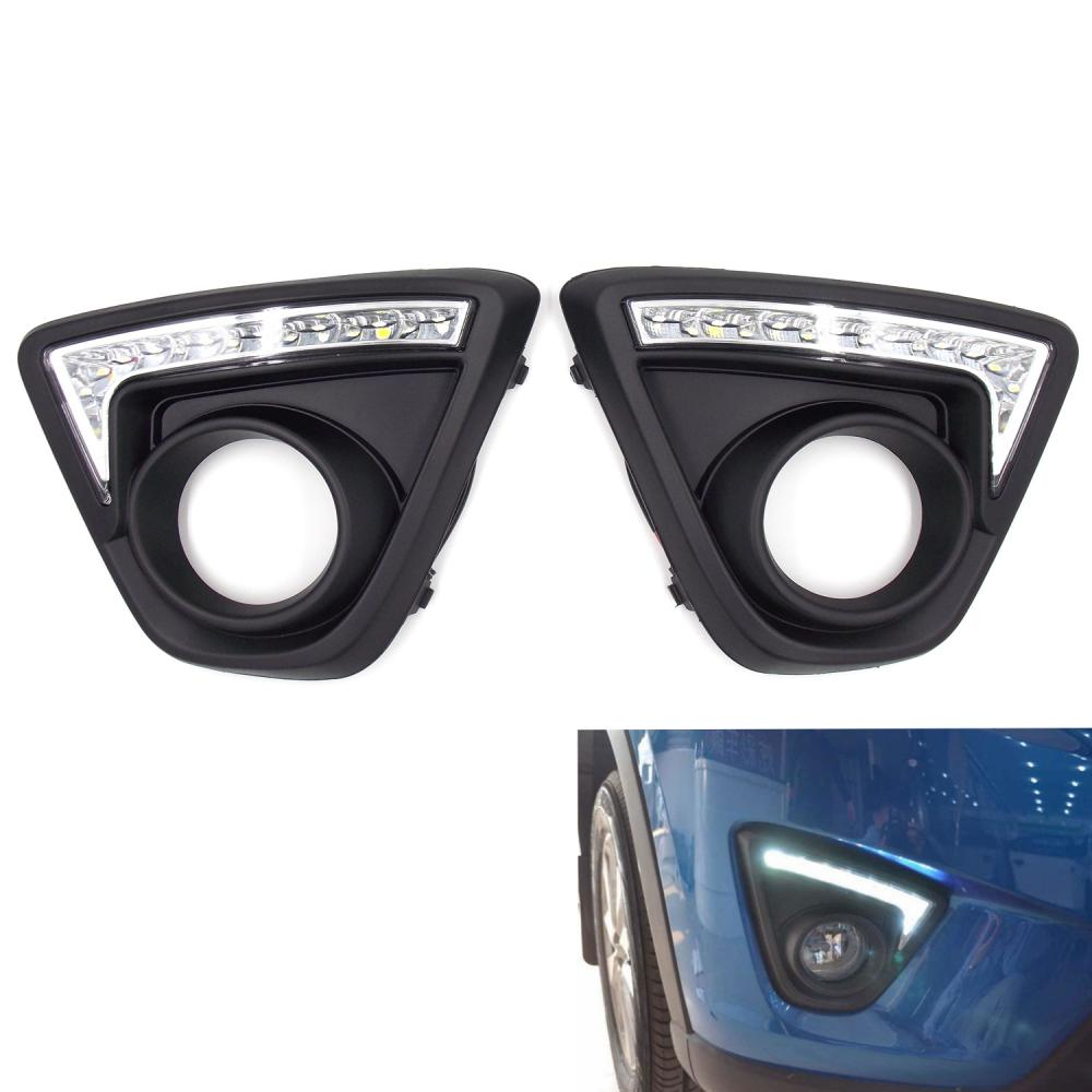 The Original Car Appearance Car Daytime Running Light For New 2013 2014 Mazda Cx 5 In External