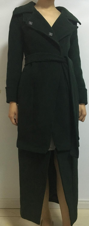 achetez en gros vert long manteau en ligne des grossistes vert long manteau chinois. Black Bedroom Furniture Sets. Home Design Ideas