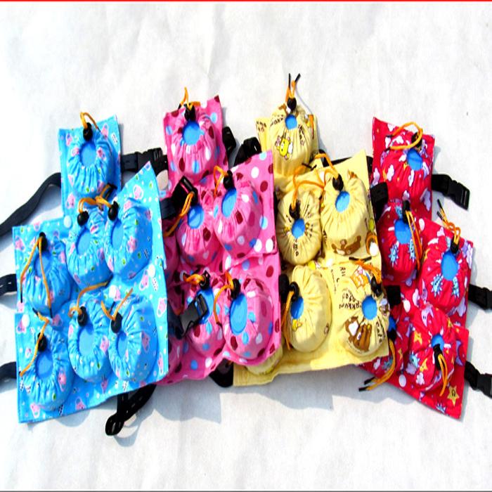 Freeshipping Big Sale 4Colors Removable Women Beauty Body Massage / Neck Massager Tools 7 Small Box Moxa Moxibustion Clothing(China (Mainland))