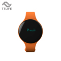 TTLIFE Men Women Smart Watch Step Counter Clock Sport Activity Bracelet Call Remind Smart Bracelet Fitness