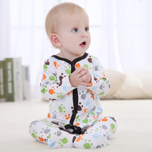 Baby Clothing 2016 Fashion Summer Baby Bodysuits 9 Styles Baby Footie Baby Boy Girl Footie Clothes Long Sleeve Bebe Product