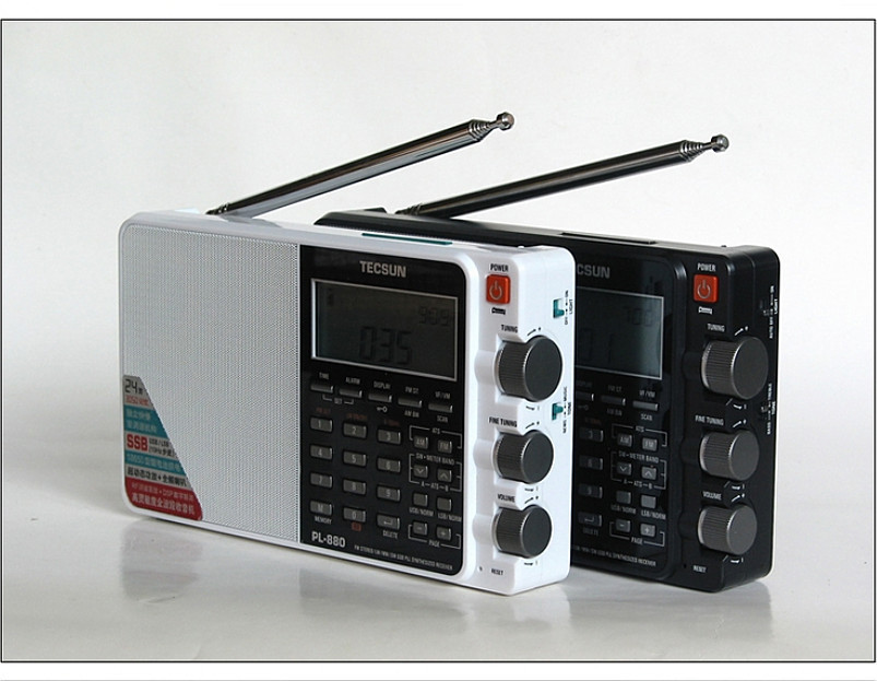 Aliexpress.com : Buy Free Shipping Tecsun pl880 Portable Radio am ...