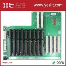 IM247-4U Industrial Backplanes 9 ISA 2 PCCPU 4 PCI IM247-4U(China (Mainland))
