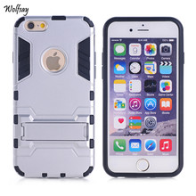Buy Cover Apple iPhone 5S Case Soft TPU & Slim PC Funda Case Apple iPhone 5 5SE 5G Phone Coque Business Holder Stand Capa < for $2.67 in AliExpress store