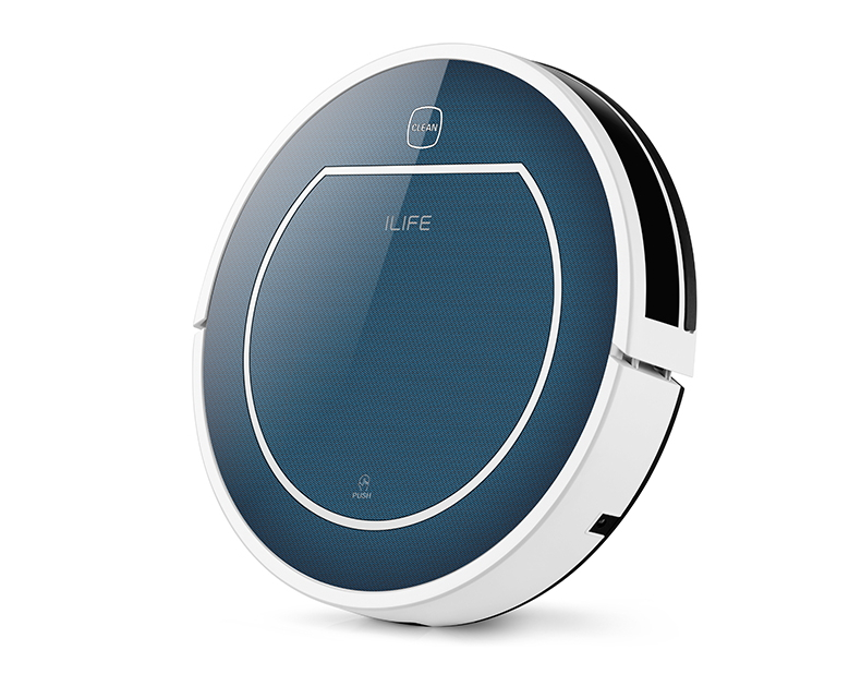 New ILife CHUWI V7 intelligent Mop Robot Vacuum Cleaner for Home, HEPA Filter,Sensor,household cleaning(China (Mainland))