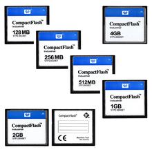 128MB 256MB 512MB 1GB 2GB 4GB CompactFlash Compact Flash memory card Industrial CF card(China (Mainland))