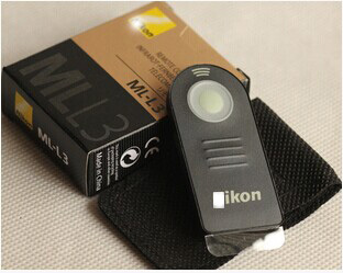 Infrared Remote Control ML-L3 MLL3 for Nikon D40 D...