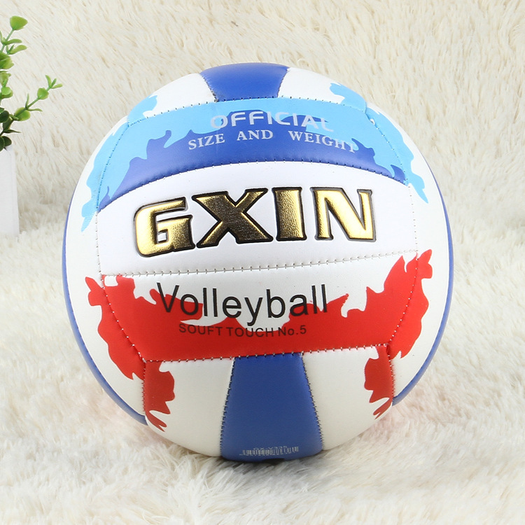 Free shipping Volleyball Beach Volleyball PU Training VolleyBall SOFT Volleyball New(China (Mainland))