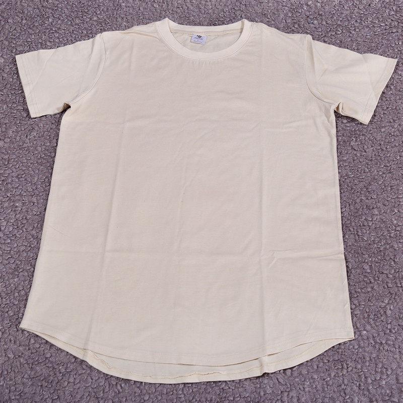 2016 Hot Fashion Men Hip Hop Swag Long T Shirt Oversized High Street Tops Tees Casual Tyga Extended Kanye West T-shirt(China (Mainland))