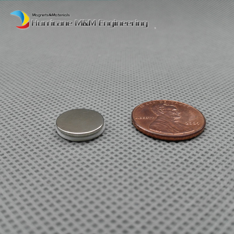 NdFeB Disc with 3M Adhesive Dia 12 x 1mm about 1/2 N42 Magnet Strong Neodymium Magnets Rare Earth Permanent Magnet 48 pcs/lot<br><br>Aliexpress