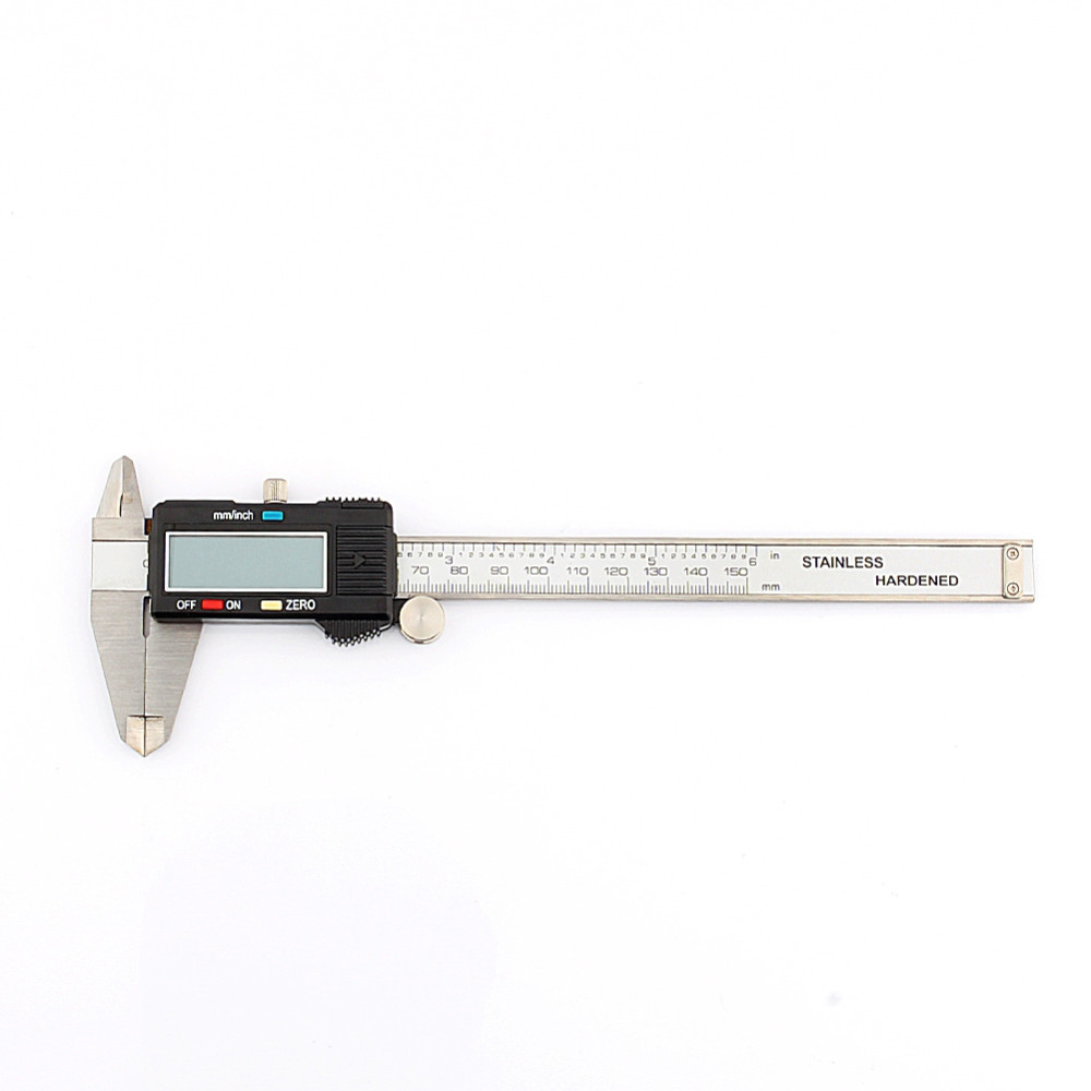 Stainless Steel Digital Vernier Dial Caliper Gauge Micrometer