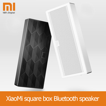 Xiaomi Portable Wireless Stereo Mini HiFi Bluetooth 4.0 Box Speaker Outdoor Subwoofer Loudspeakers for IOS Android Smart Phone(China (Mainland))