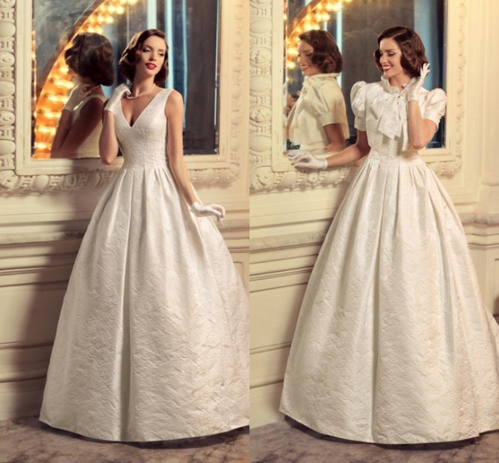 Retro Wedding Dresses