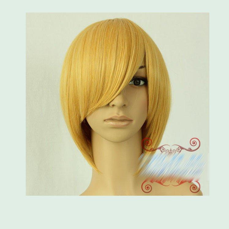 Wig Real Hair 118