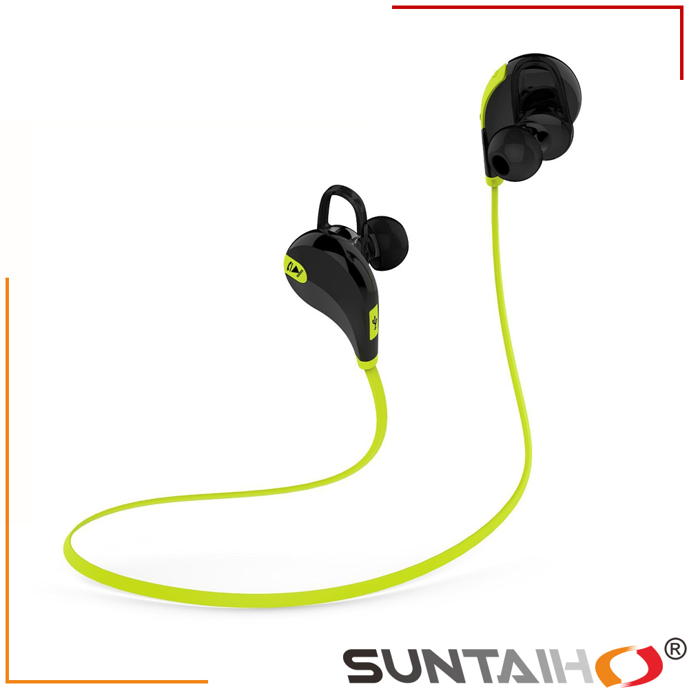 2015 Sports Bluetooth headphones wireless Bluetooth headset Earphones for outdoor Sports mobile phones computers(China (Mainland))