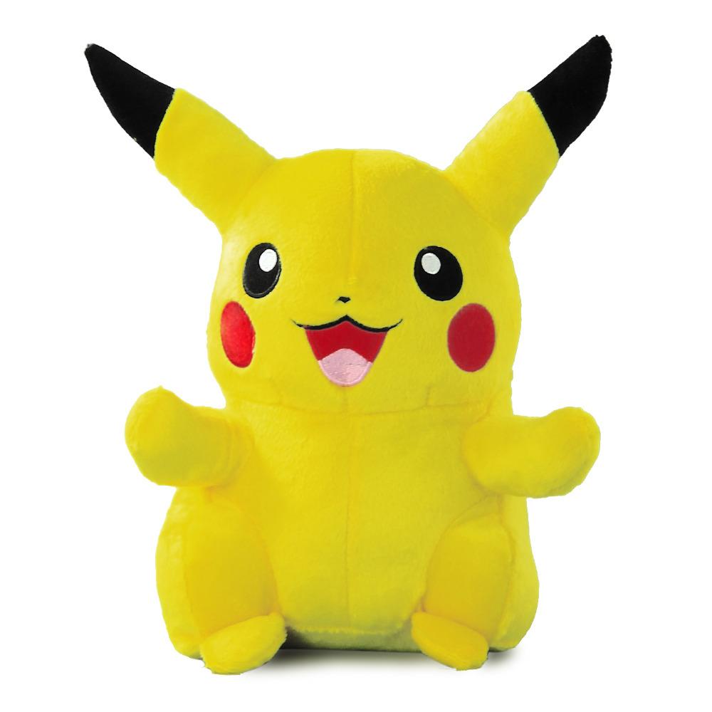 30cm Anime Pokemon Plush Toys Pikachu Soft Doll New Japan Cute Cartoon Plush Toys Movies TV High Quality Brinquedos(China (Mainland))
