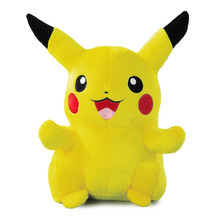 30cm Anime Toypia Plush Toys Pikachu Soft Doll New Japan Cute Cartoon Plush Toys Movies TV High Quality Brinquedos(China (Mainland))