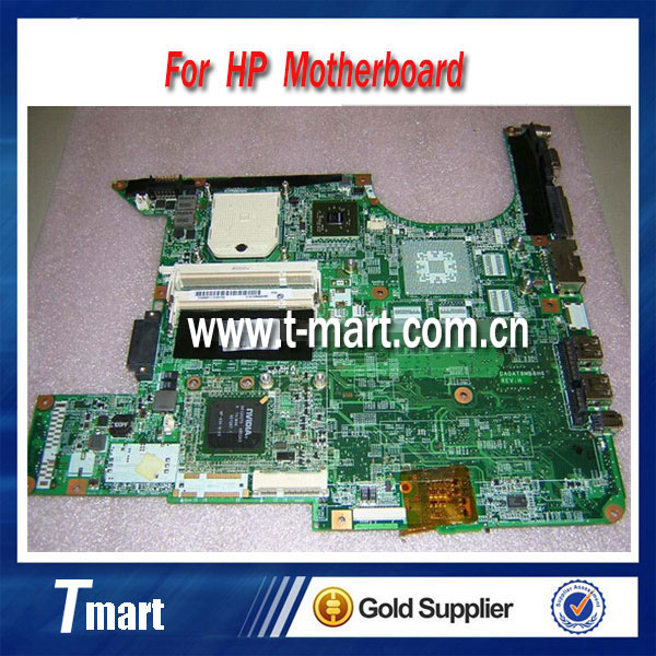 for hp DV6000 443775-001 laptop motherboard AMD Integrated DDR2 origianl and work well full tested(China (Mainland))