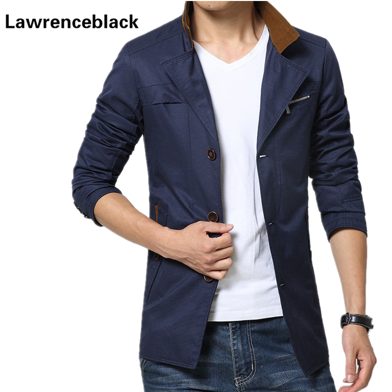 Mens Jackets And Coats Veste Homme Brand Clothing Cotton Men Casual Jacket Slim High Quality 2016 Solid Fashion Coats Male J6831(China (Mainland))