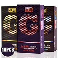 Fama-G spot granules condom-1