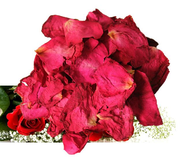 500g Natural Rose Petals Bath Skin Care Dried Rose Petal Skin Moisturizing FREE SHIPPING(China (Mainland))