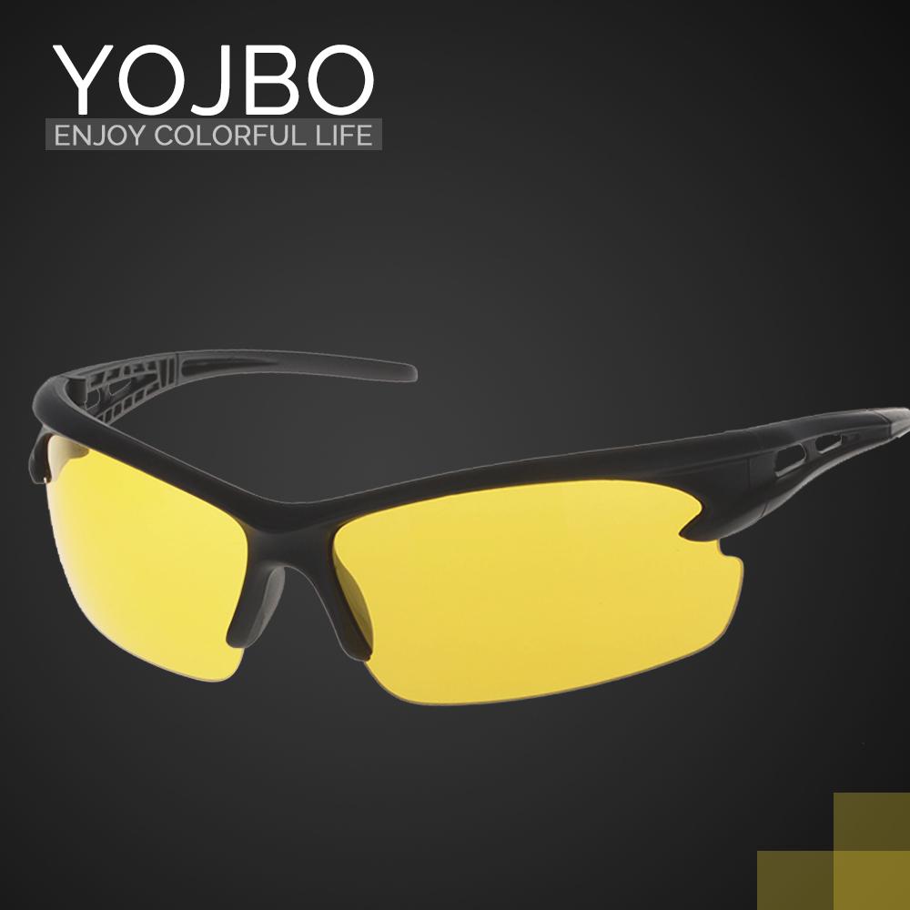 Night Vision Driving Sunglasses Sport Travel Sun Glasses 2016 New Fashion Oculos Mens Designer Glasses for Sight Driving man(China (Mainland))