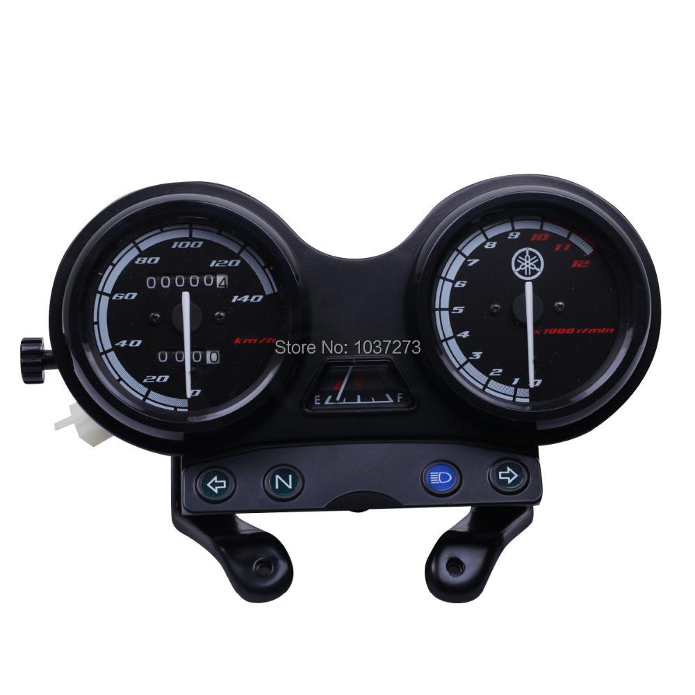 Motorcycle Assembly Speedometer clock For YAMAHA YBR125 YBR 125 2002-2004(China (Mainland))