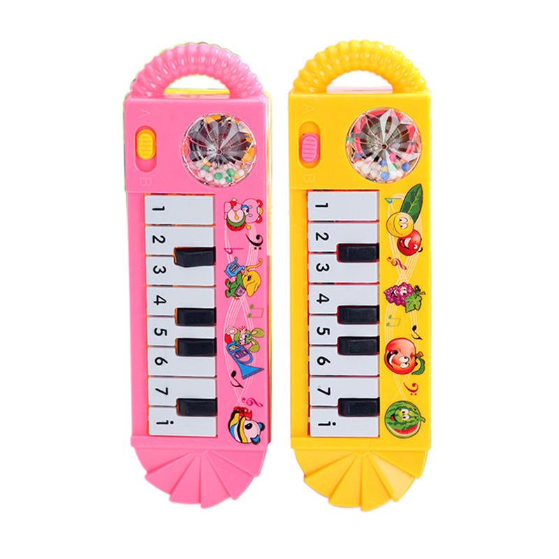 Baby Infant Toddler Developmental Toy Kids Musical Piano Early Educational(China (Mainland))