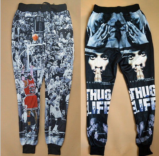 Innovative In 1993, Still Reeling From Your Murder Associated With His Dad, Michael Jordan Did Something He Previously  You Can Get Cheap Standards &amp Practices Candice Denim Print Jogger Pants Juniors Upon Product Sales Get The Very Best
