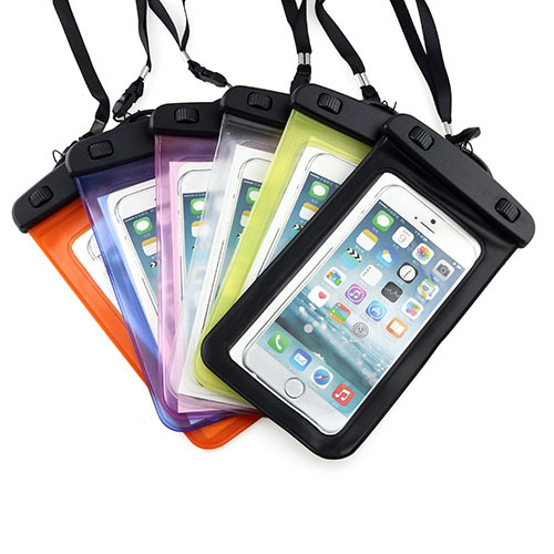 Waterproof Durable Water proof Bag Underwater back cover Case For Moto X2 X+1 G G2 for other 5.5 inch mobile phone(China (Mainland))
