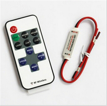 Buy New Remote Controller DC5V RF Wireless Remote Control LED controller 12V 24V 12A Dimmer for Led Single Color Strip for $4.74 in AliExpress store