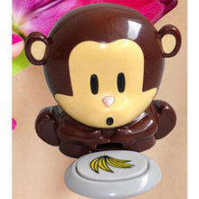 Cartoon monkey monkey Nail Dryer, dry nail care tool, free shipping(China (Mainland))